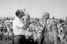 Holylake espera por los mejores golfistas del mundo (cortesía www.liverpoolecho.co.uk)