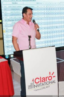 Oscar Borda - Director General de Claro Panamá