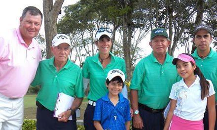 Lagunita siembra golf del mañana