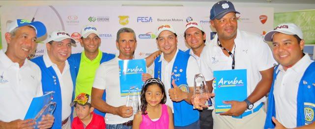 Leal, Stanziola y Fernández ganan 1er Torneo del Club Kiwanis