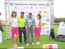Nelson Ruiz - Primer Lugar Neto de la Cat A del Puma Open