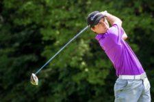"""Venezolano Jorge """"Pichu"""" García ascendió al puesto No. 28 en el World Amateur Golf Ranking garantizando su asistencia a los Juegos Olímpicos Juveniles en Nanjing 2014, China, acompañado de María Andreína Merchán"""