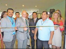 Inauguración de Expo Golf