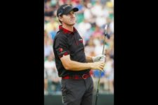 Jimmy Walker en hoyo 4 (Tom Pennington / Getty Images)