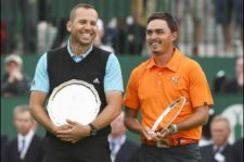 Sergio & Rickie 2do Lugar The Open (Andrew Redington / Getty Images)