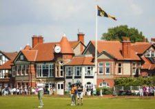 Casa Club Royal LiverpoolGC (cortesía Mike Ehrmann / Getty Images)