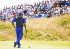 Rory McIlroy de Irlanda del Norte (cortesía Tom Pennington / Getty Images)