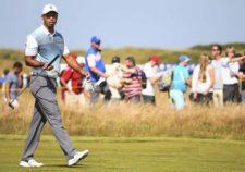 Tiger Woods (cortesía Matthew Lewis / Getty Images)