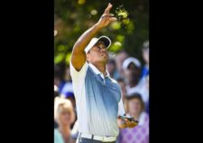 Tiger Woods USA (cortesía Stuart Franklin / Getty Images)
