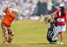 John Daly en hoyo 18 (cortesía Stuart Franklin / Getty Images).