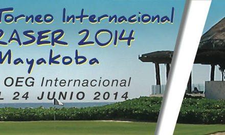 TURASER se luce con VIII Torneo Internacional en Mayakoba