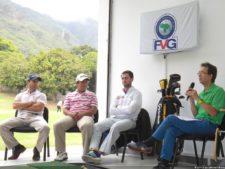 Aspecto General de Presentación Equipo Venezuela