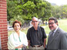 La Turca, JL Tellerías y Antonio Cortesía
