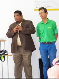 Miguel Martínez y Eduardo Pérez Paris