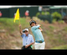 Ryo Ishikawa (cortesía PGA / Montana Pritchard - Getty Images)