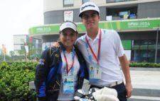 Dinamarca el más constante en Golf Mixto de Nanjing 2014 (cortesía www.sincuento.com)