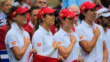 España vibró con demoledor triunfo en el Internacional Crown (cortesía LPGA - Rob Carr / Getty Images)