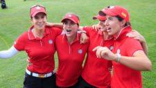 España vibró con demoledor triunfo en el Internacional Crown