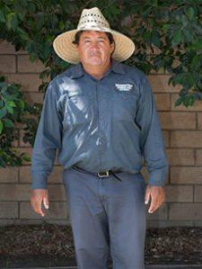 Francisco Mora, 50, pasó casi 20 años de su vida como trabajador en una cancha de golf (cortesía www.golfdigest.com)
