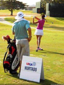 """Paula Hurtado, """"Maduré como golfista en el US Women's Open"""" (Foto Fairway)"""