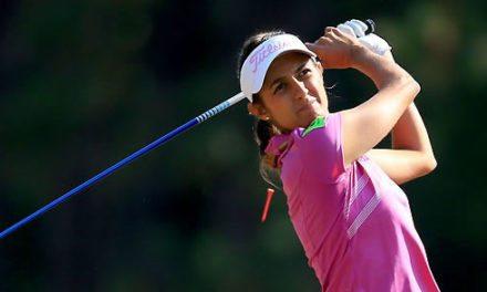 """""""Maduré como golfista en el US Women's Open"""""""
