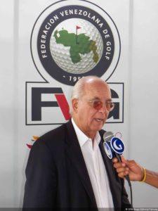 Freddy Alcántara - Presidente FVG