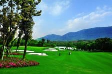 Oro Italia y Surcorea en Golf Individual (cortesía www.nanjing2014.org)