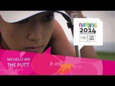 Oro Italia y Surcorea en Golf Individual