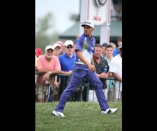Rickie Fowler (cortesía Brian Spurlock-USA Today)