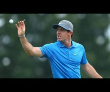 Rory McIlroy (cortesía Jeff Gross / Getty Images)