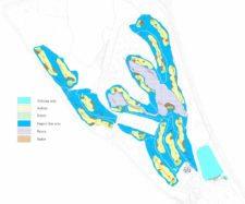 Surcorea impresiona en inicio de Golf Mixto (cortesía www.nanjing2014.org)