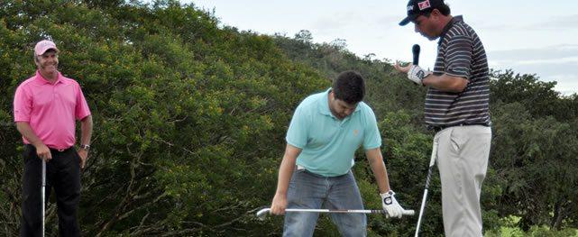 Clinica de Golf de Profesionales