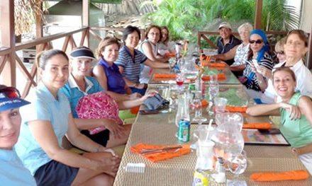 Comisión de Damas Golfistas realiza convivios de junio y julio