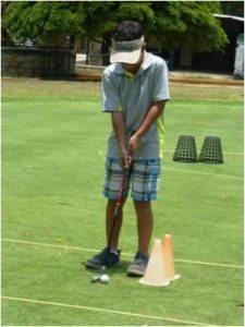 ENG-FVG da Clínica de Actividades para organización y desarrollo de la Escuela de Golf del MCC