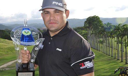 Final de película en el golf José Daniel Ortega Campeón de la Copa Lorenzi