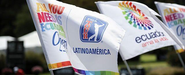 Trío de líderes en el inicio del Ecuador Open