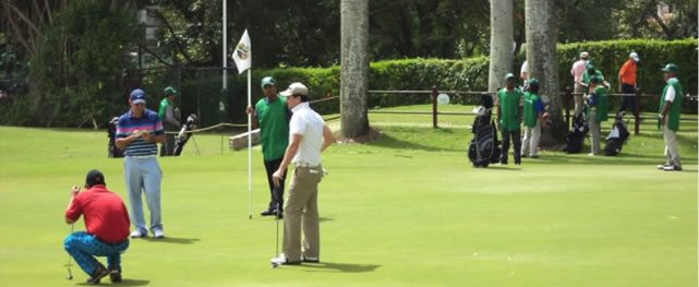 Unidos por la Sonrisa. 4to Torneo de Golf a beneficio de la Fundación Amigos del Hospital San Juan de Dios