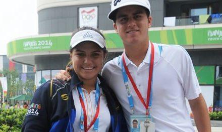 Venezuela 1er diploma Olímpico