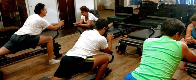 AIP: centro de acondicionamiento físico integral para golfistas, en Caracas