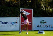 Azahara Muñoz conquista el Open de Francia 2014 (Cortesía Ladies European Tour-LET - Tristan Jones)