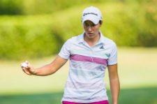 Carlota Ciganda Open de Francia (Cortesía Ladies European Tour-LET - Tristan Jones)