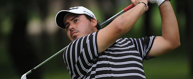 Cabrera eligió a su hijo Federico para conquistar la Bridgestone America's Golf Cup