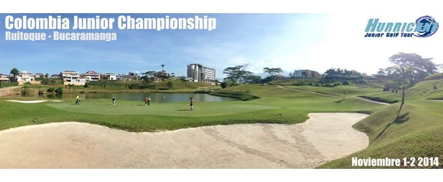 Cierre de inscripciones Colombia Junior Championship Hurricane Junior Golf Ruitoque