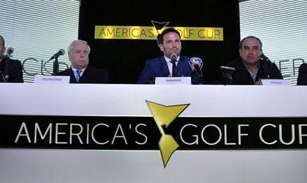 Conferencia de Prensa – Lanzamiento Bridgestone America's Golf Cup