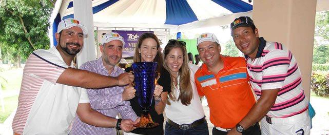IX Torneo HOI fue en el Caracas Country Club