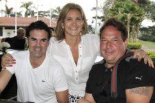 Alejandro Cobewo,Dolores Saez y Joan Carlos Teran