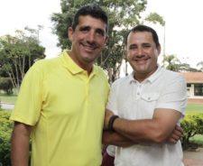 Juan Carlos Gilly y Luis Guillen