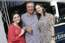 Lorena Volpe, Pablo Monsant, Carolina Haiek