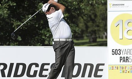 Liderazgo compartido en la Bridgestone America's Golf Cup