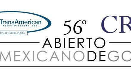 Lo que viene: TransAmerican Power Products CRV Mazatlán Open